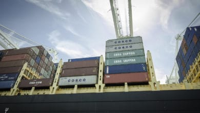 Photo of International container volume, shipping rates highlight weakness in imports from China