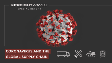 Photo of FreightWavesTV: Coronavirus Special Report