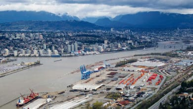 Photo of DP World finalizes Fraser Surrey Docks acquisition