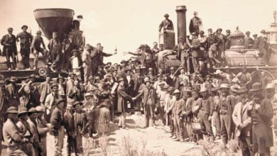 Photo of Commentary: Three lessons from the building of the transcontinental railroad