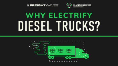 Photo of Why Electrify Diesel Trucks?