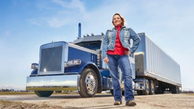 Photo of Trucking veteran Ingrid Brown shares cancer journey to save others