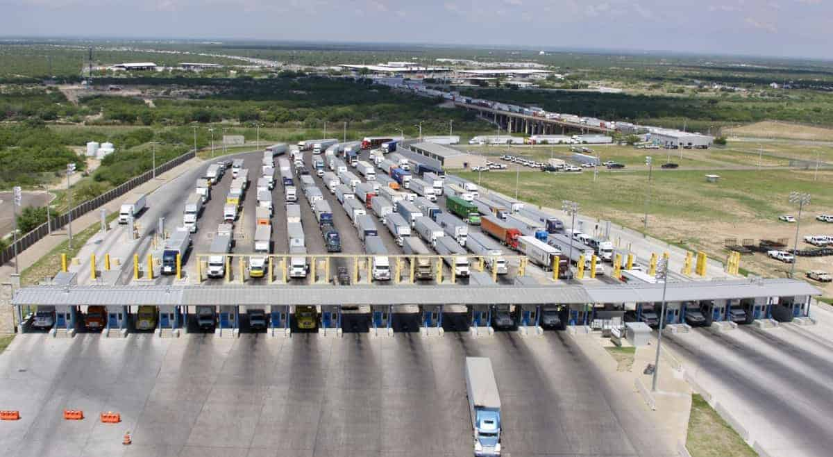 U.S.-Mexico freight dynamics in times of contracting capacity (Photo: U.S. Customs and Border Protection)