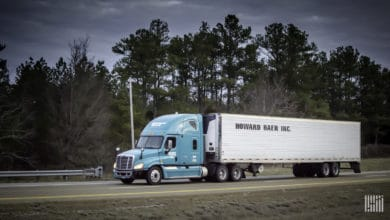 Photo of Tennessee-based trucking company ceases operations after 69 years (with video)
