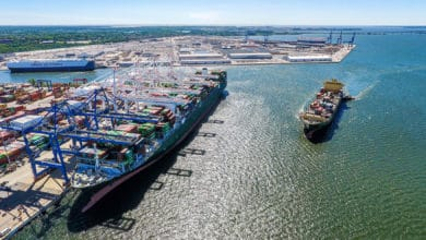 Photo of Port of Baltimore reports record-breaking year for tonnage