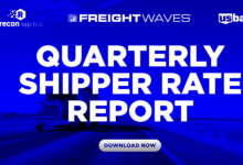 shipper rate report thumbnail