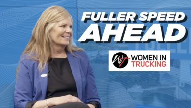 Photo of Women in Trucking President offers advice for attracting women to the industry (with video)