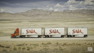 Photo of Saia fourth-quarter EPS comes in light, operating income falls nearly 18%