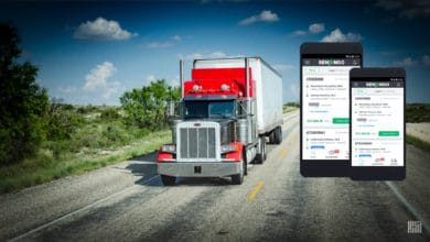 Mexican startup helps fleets digitalize operations and keep freight secure (Photo: Jim Allen/FreightWaves)