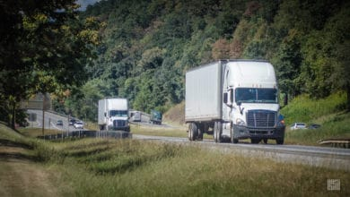 Photo of Signs point to a more optimistic outlook for freight industry