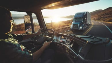 Volvo Trucks cab view