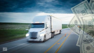 trucking cash and private equity