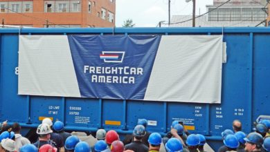 Photo of FreightCar America closing Alabama facility, consolidating operations to Mexico