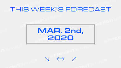 Photo of This Week's Forecast March 2-6, 2020