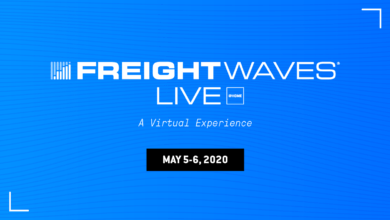 Photo of FreightWaves LIVE ATL to become 100% virtual event – FreightWaves LIVE @ HOME