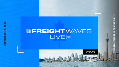 Photo of FreightWaves LIVE is heading to Toronto