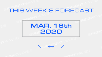 Photo of This Week's Forecast March 16-20, 2020