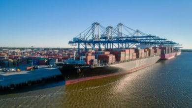 Photo of Social distancing isn't new at South Carolina ports