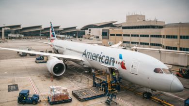 Photo of American Airlines launches freighter service using passenger planes