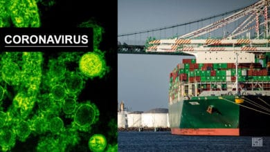 Photo of Coronavirus slashing US port volumes