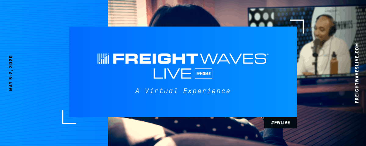 FreightWaves LIVE at HOME