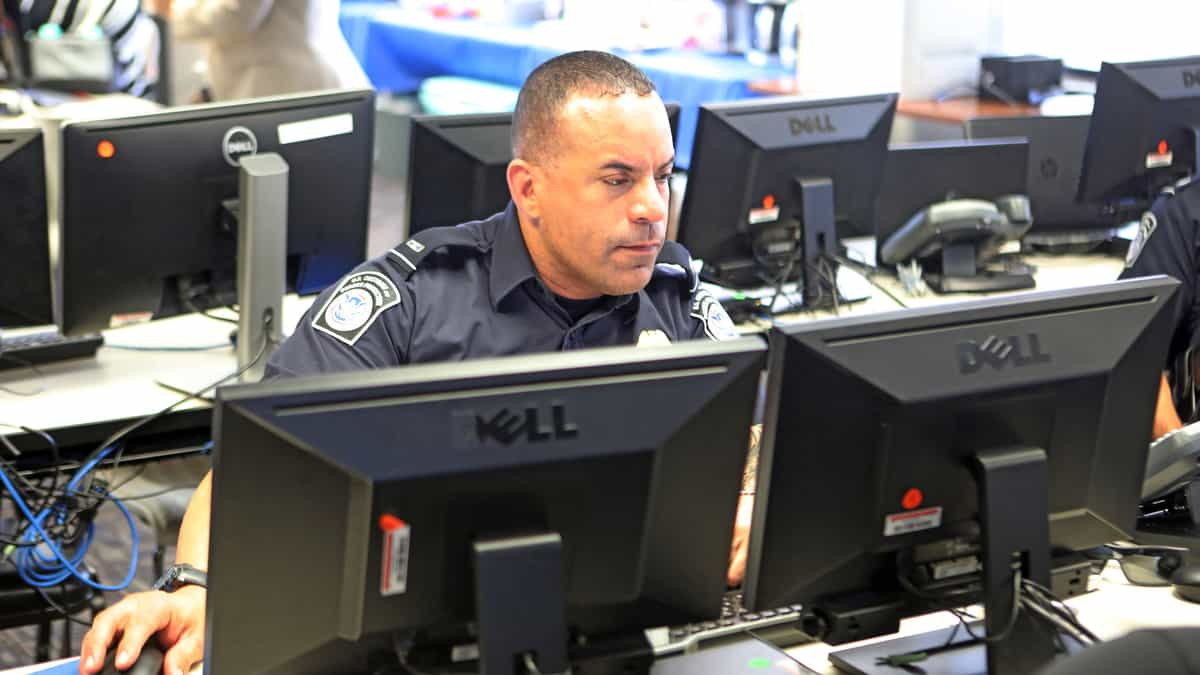KlearNow improves visibility and automates customs processes for supply chain stakeholders (Photo: CBP)