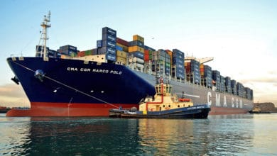 Photo of CMA CGM Marco Polo crew member tested for COVID-19