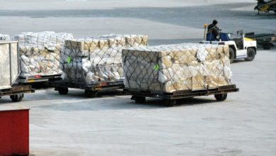 Photo of Air cargo rates spike amid COVID-19 pandemic