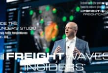 Photo of Inside the founder's studio with Craig Fuller on FreightWaves Insiders (with video)