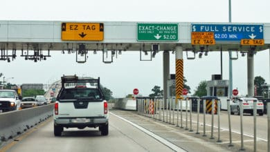 Photo of Drivers across the country can skip paying cash at tollways thanks to coronavirus