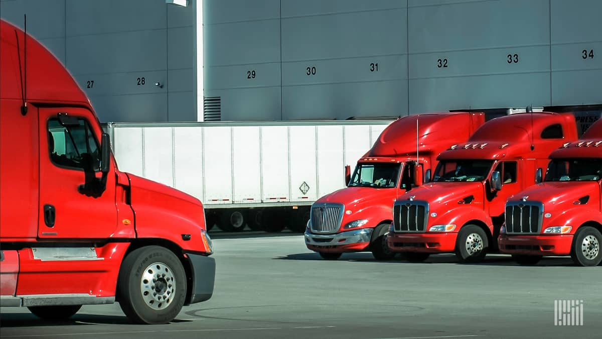 KeepTruckin integrates with Prophesy Dispatch to ensure seamless fleet communication (Photo: Jim Allen/FreightWaves)