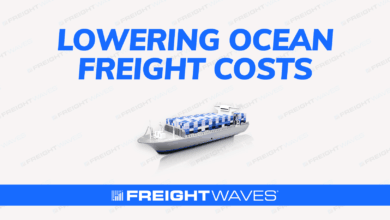 Photo of Lowering Ocean Freight Costs