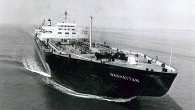 Photo of Maritime History Notes: The multipurpose tanker Manhattan