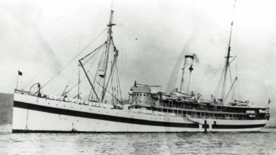 Photo of Maritime History Notes: America's hospital ships