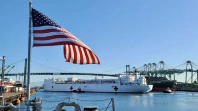 Photo of Port of Los Angeles receives Mercy