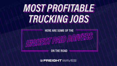 Photo of Most Profitable Trucking Jobs