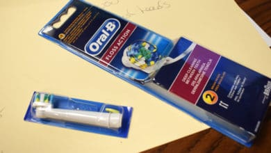 Photo of CBP pulls counterfeit electric toothbrush heads from supply chain