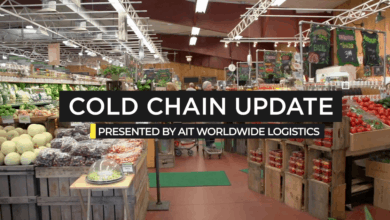 Photo of Cold Chain Update: Coronavirus continues supply chain disruptions