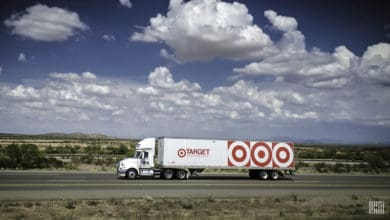 "Photo of For Target, being a ""Shipper of Choice"" means partnering with carriers and vendors"