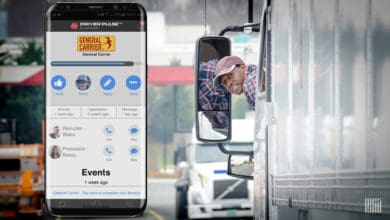 Photo of Tenstreet's mobile platform a 'one-stop shop' for onboarding drivers