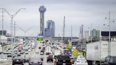 Photo of Today's Pickup: Traffic speeds up in major cities as more people stay home