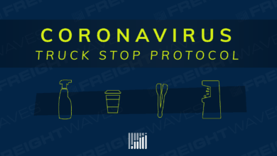 Photo of Coronavirus Truck Stop Protocol