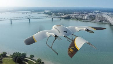 UPS collaborates with Wingcopter to accelerate growth of its drone-delivery segment (Photo: Wingcopter)