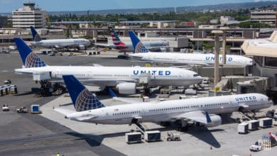 Photo of United, Alaska further slash domestic capacity for April