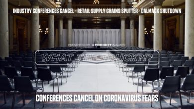 Photo of Industry conferences cancel on coronavirus concerns (with video)