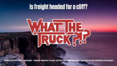 Photo of Is freight headed for a cliff? (with video)