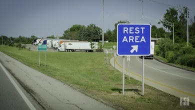 Photo of Nebraska's rest stops are open after disruption tied to toilet paper