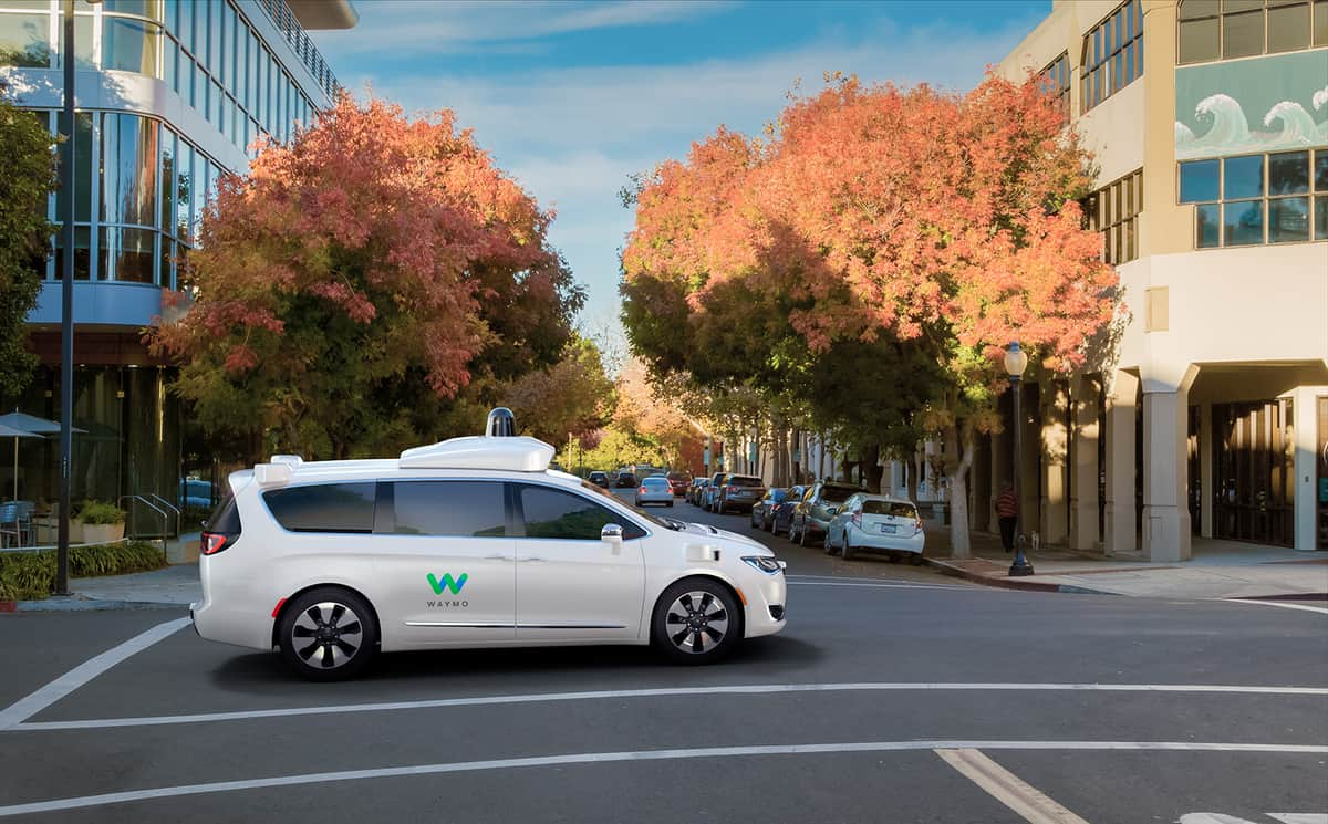 Waymo shuts safety driver-monitored autonomous taxis citing coronavirus fears (Photo: Waymo)
