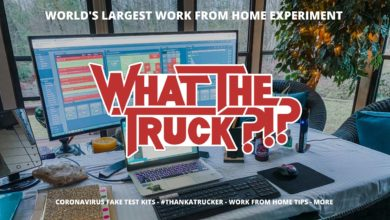 Photo of World's largest work from home experiment (with video)