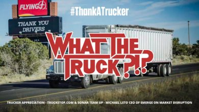 Photo of How you can #ThankATrucker (with video)